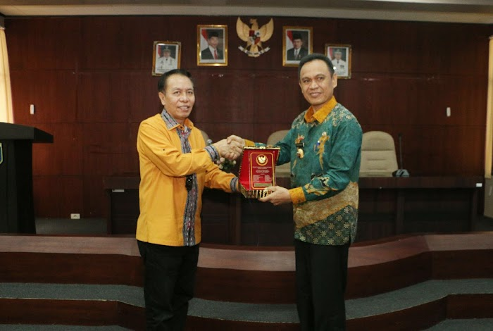 Pemprov Lampung dan KEIN Bahas Keunggulan Kopi Robusta dan Ubi Kayu Hadapi Tantangan Industri Pertanian