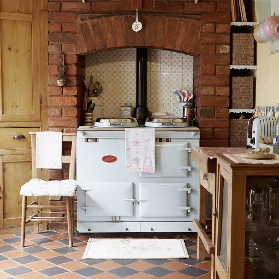 Ciao Domenica: English Country Kitchens