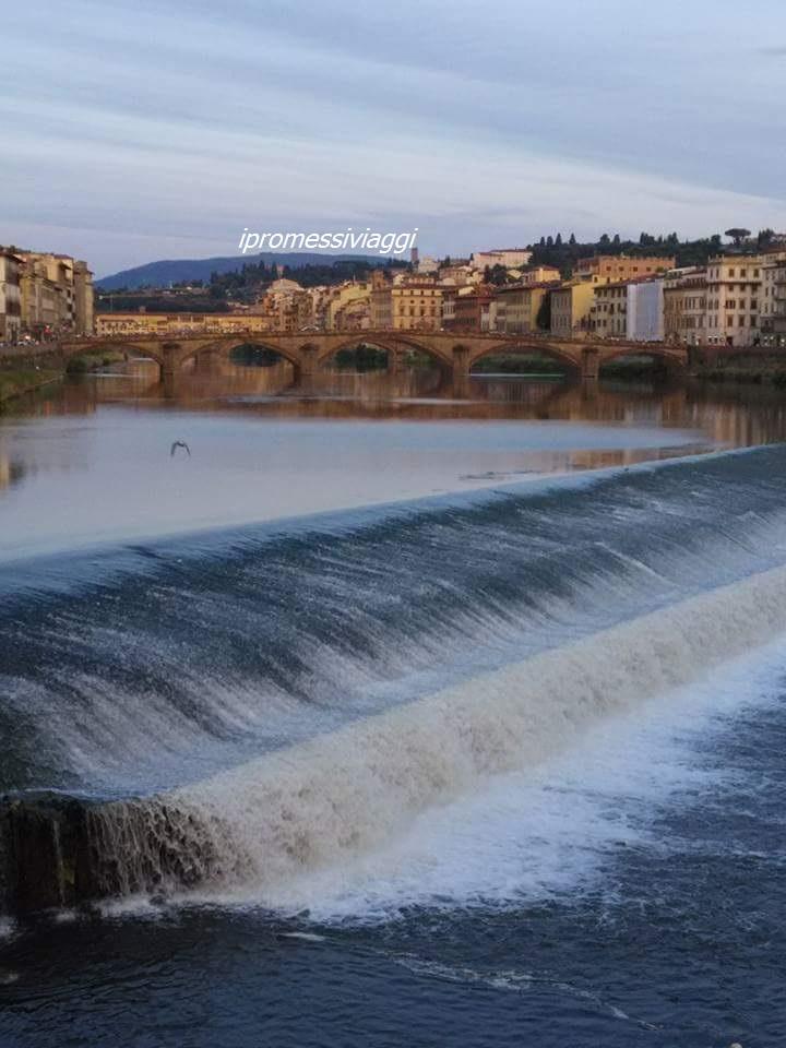 I promessi viaggi: Quando l'Arno passa a Firenze...