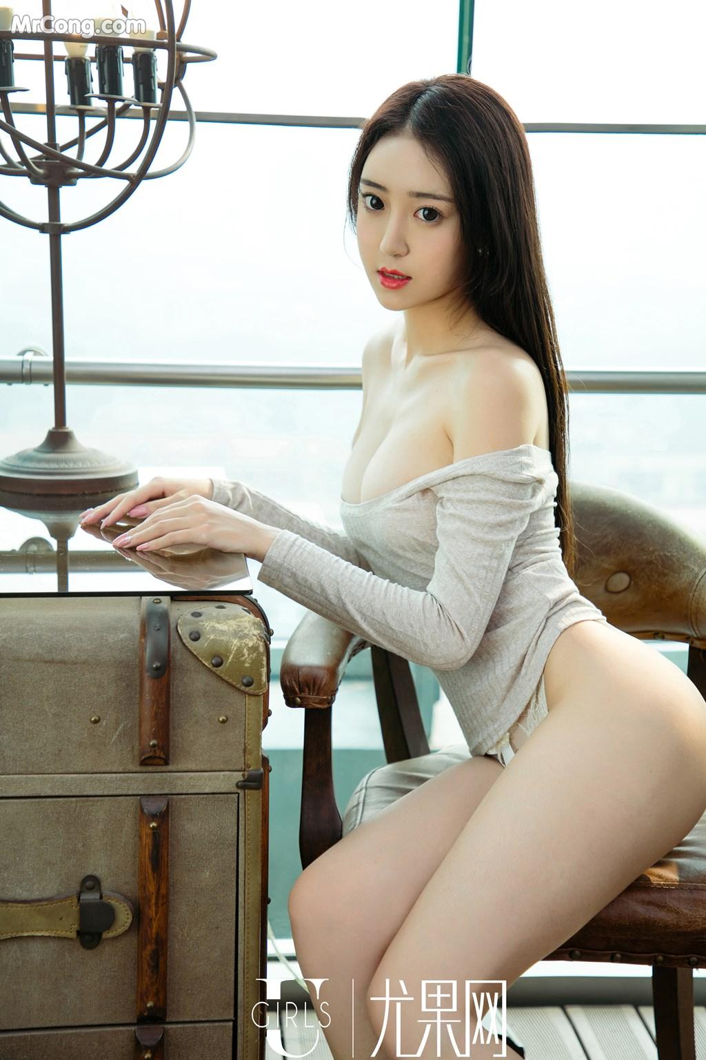 Image UGIRLS-U354-Li-Bao-Er-MrCong.com-008 in post UGIRLS U354: Người mẫu Li Bao Er (李宝儿) (66 ảnh)