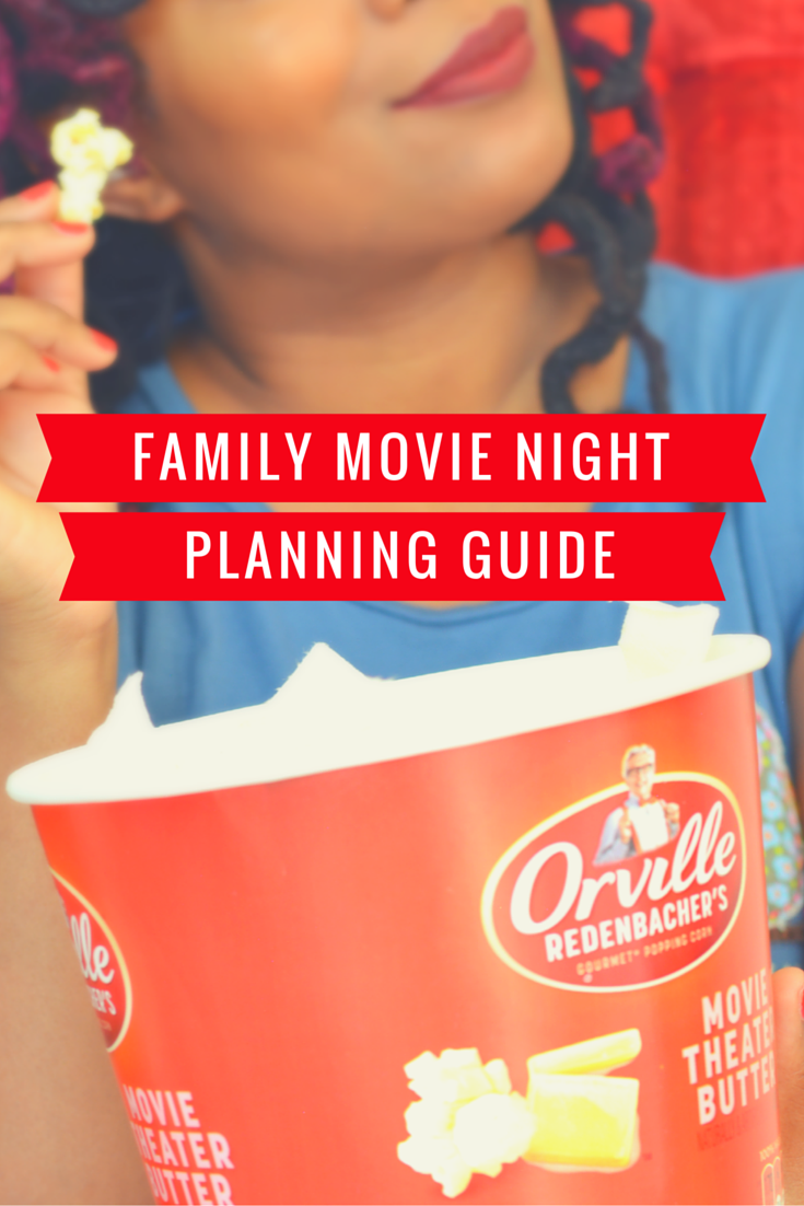 family-movie-night-planning