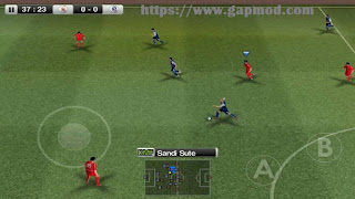 legacy that has been made more updates in this season Winning Eleven 2012 Mod 2018 Apk for Android