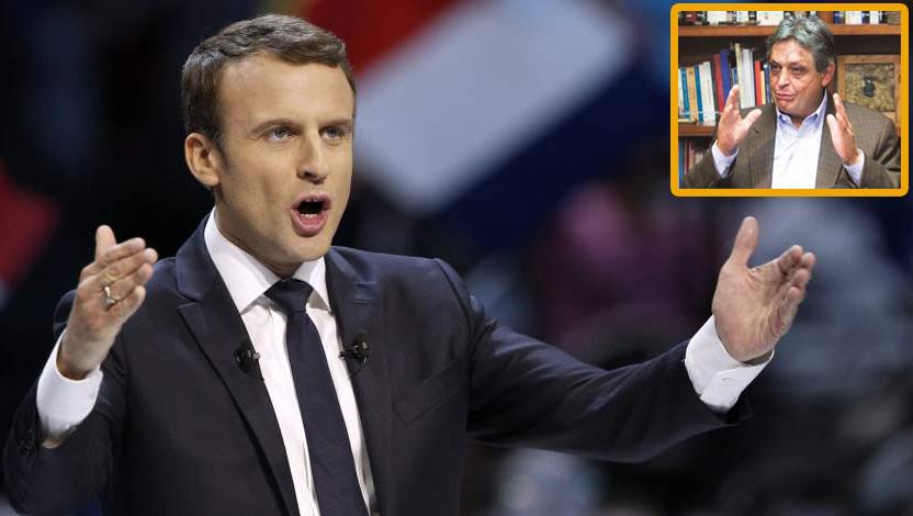 Macron se alió con diversas corrientes para llevar adelante su gabinete, algo que Paz Zamora rememora