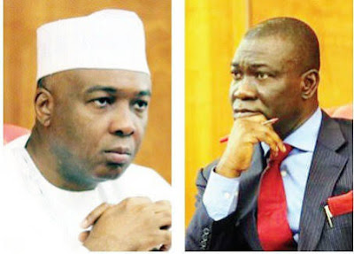Presidency Speaks On 'Plot' To Implicate Saraki, Ekweremadu