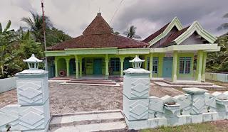 Masjid Dusun Bandarangin Hadiluwih Ngadirojo Pacitan
