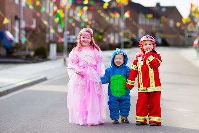 Halloween pedestrian accident lawsuit personal injury