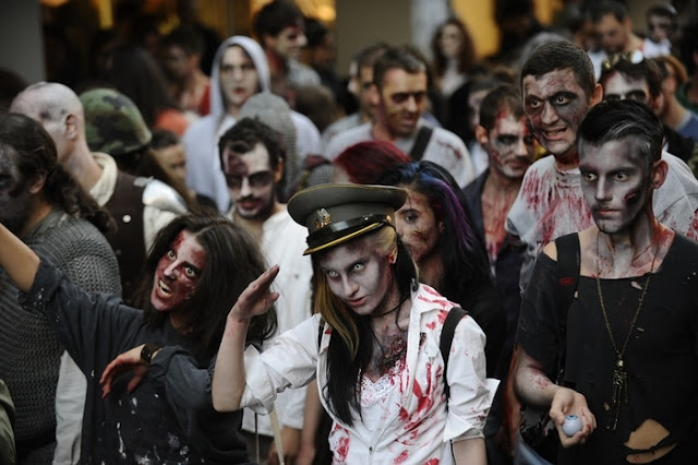 Places to Go for Halloween Celebrations