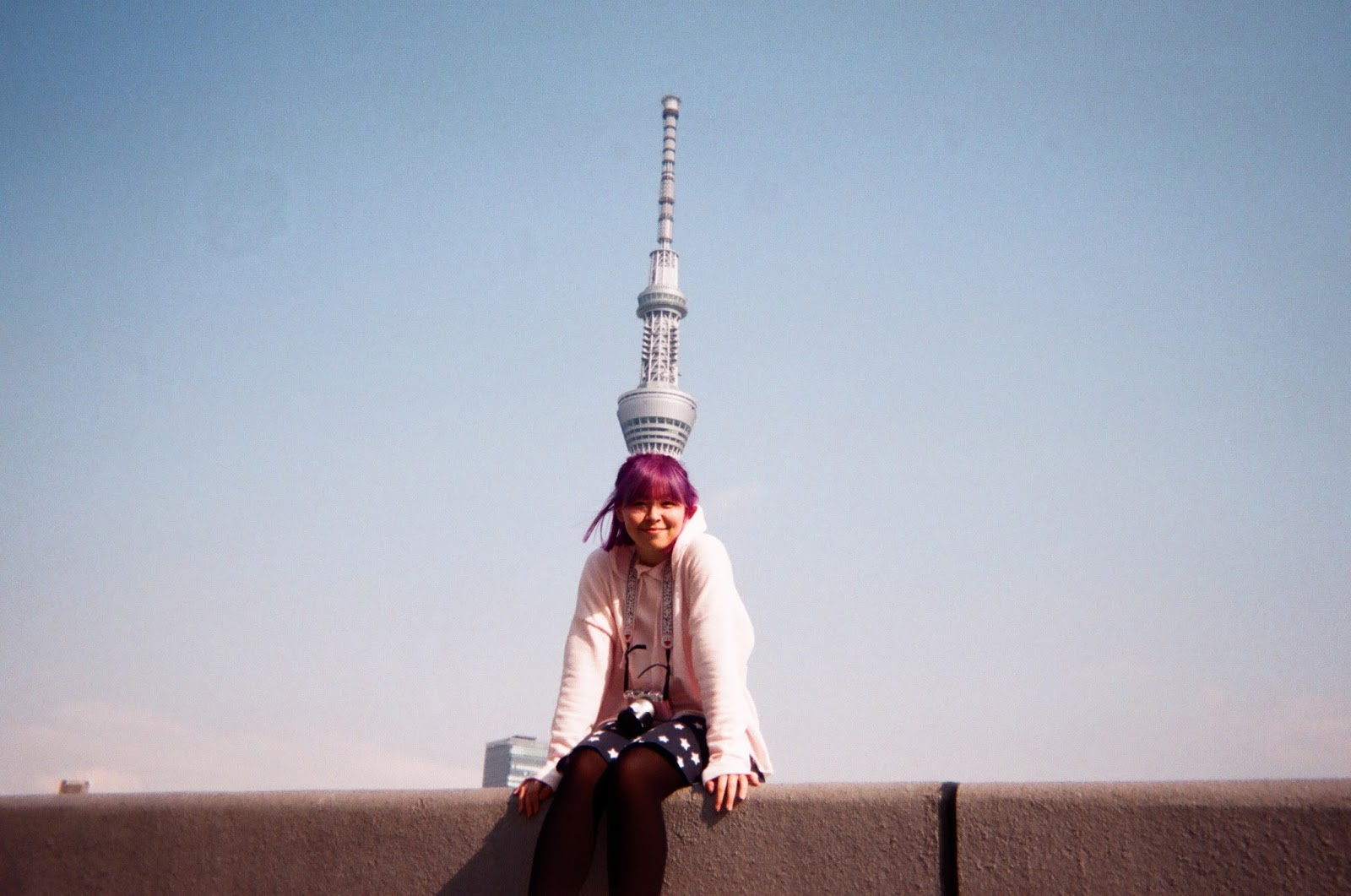 Tokyo in Disposable Camera + Why You Should Get One | www.bigdreamerblog.com