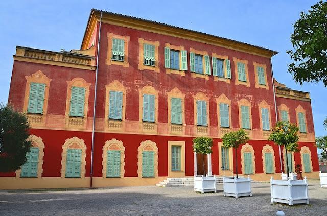 Museu Matisse em Nice
