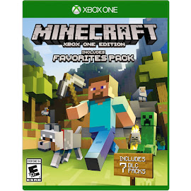 Minecraft Minecraft Favorites Pack Media
