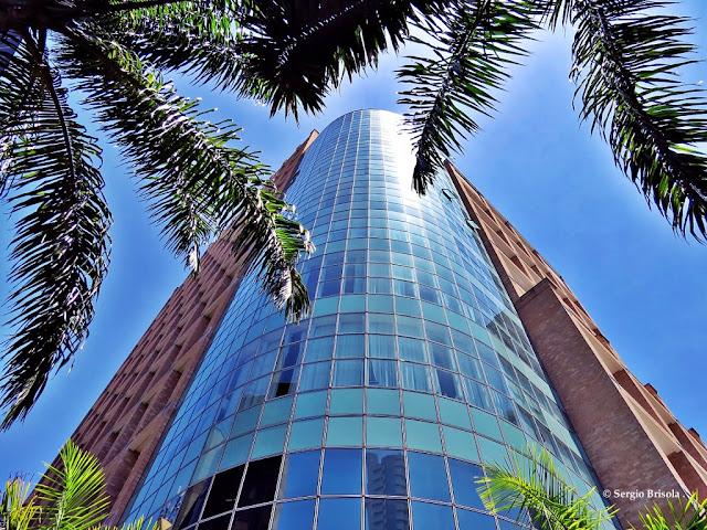 Fachada do Edifício Dali NYC Berrini Residence - Cidade Monções - São Paulo