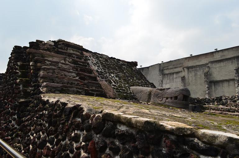 Templo Mayor :: The Great Pyramid of the Aztec Empire ...