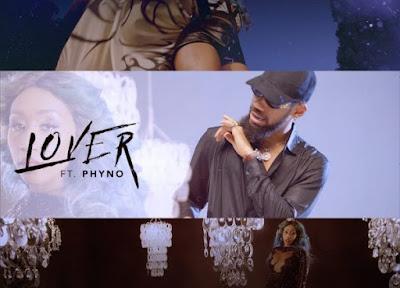 Victoria Kimani ft. Phyno - Lover