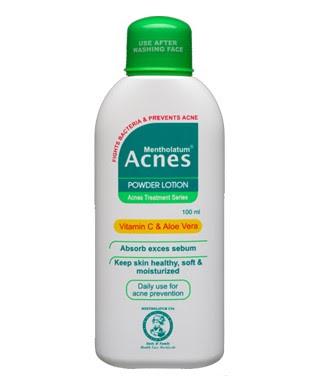 Harga Acnes Powder Lot Terbaru 2017