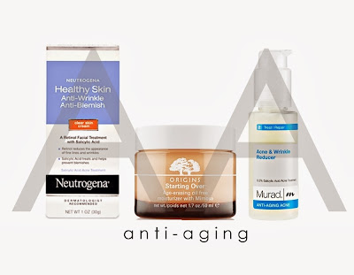 anti aging cream neutrogena murad origins
