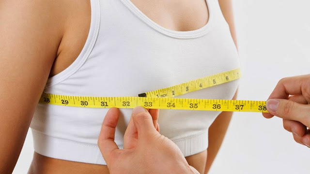 Breast Size Measurement
