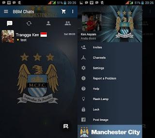 BBM Tema Manchester City