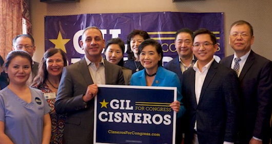 Gil Cisneros comes from behind to beat Young Kim in California congressional race