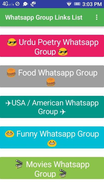 Top 5 whatsapp group app with invite link