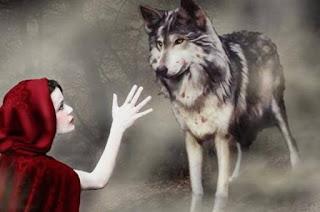 قصص خيالية قصة ليلى والذئب