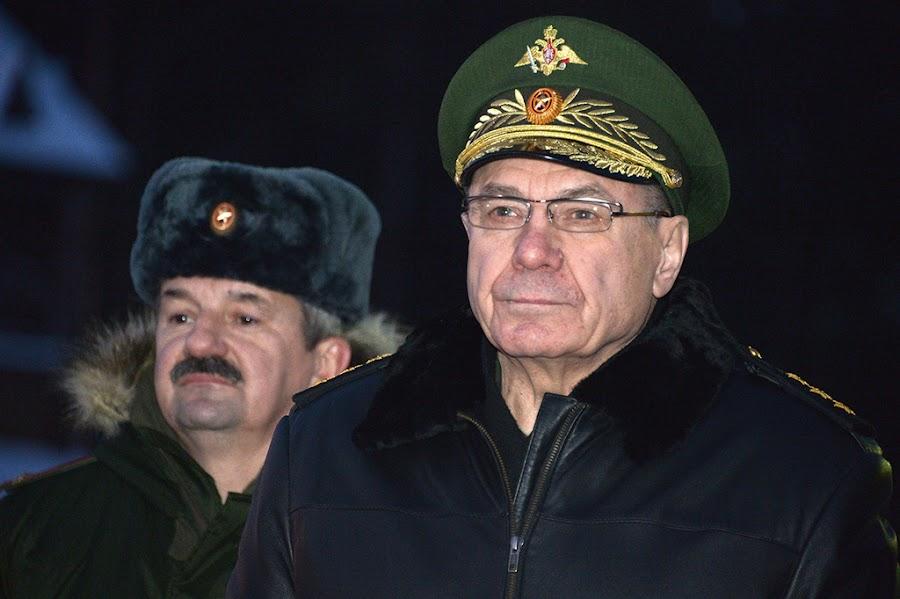 Генерал Николай Ткачев назван в числе причастных к катастрофе MH17