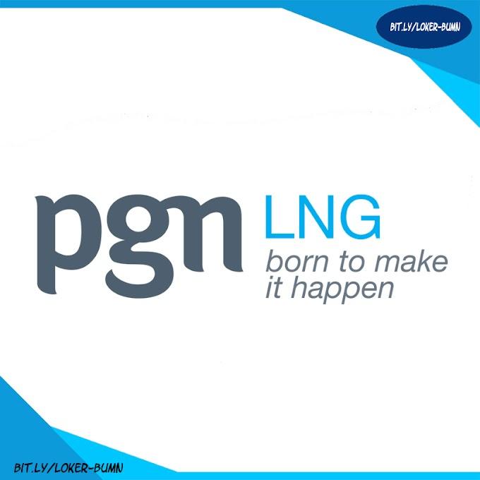 Rekrutmen Lowongan Kerja PT PGN LNG Indonesia