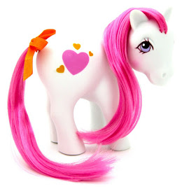 My Little Pony Sweetheart Year Eleven Seven Characters G1 Pony