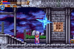 Castlevania Harmony of Dissonance GBA