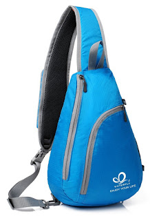 OFFER Duffel bags WATERFLY Chest Sling Shoulder Crossbody suitable any activity £12.4 colour Black, Rose Red, Blue, army green