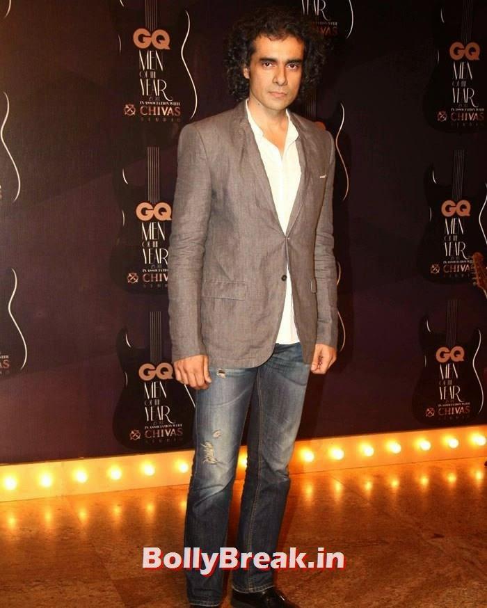 Imtiaz Ali, Red Carpet Pics of GQ Men Of The Year Awards 2014