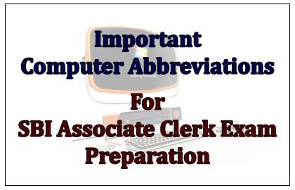 Important Computer Abbreviations