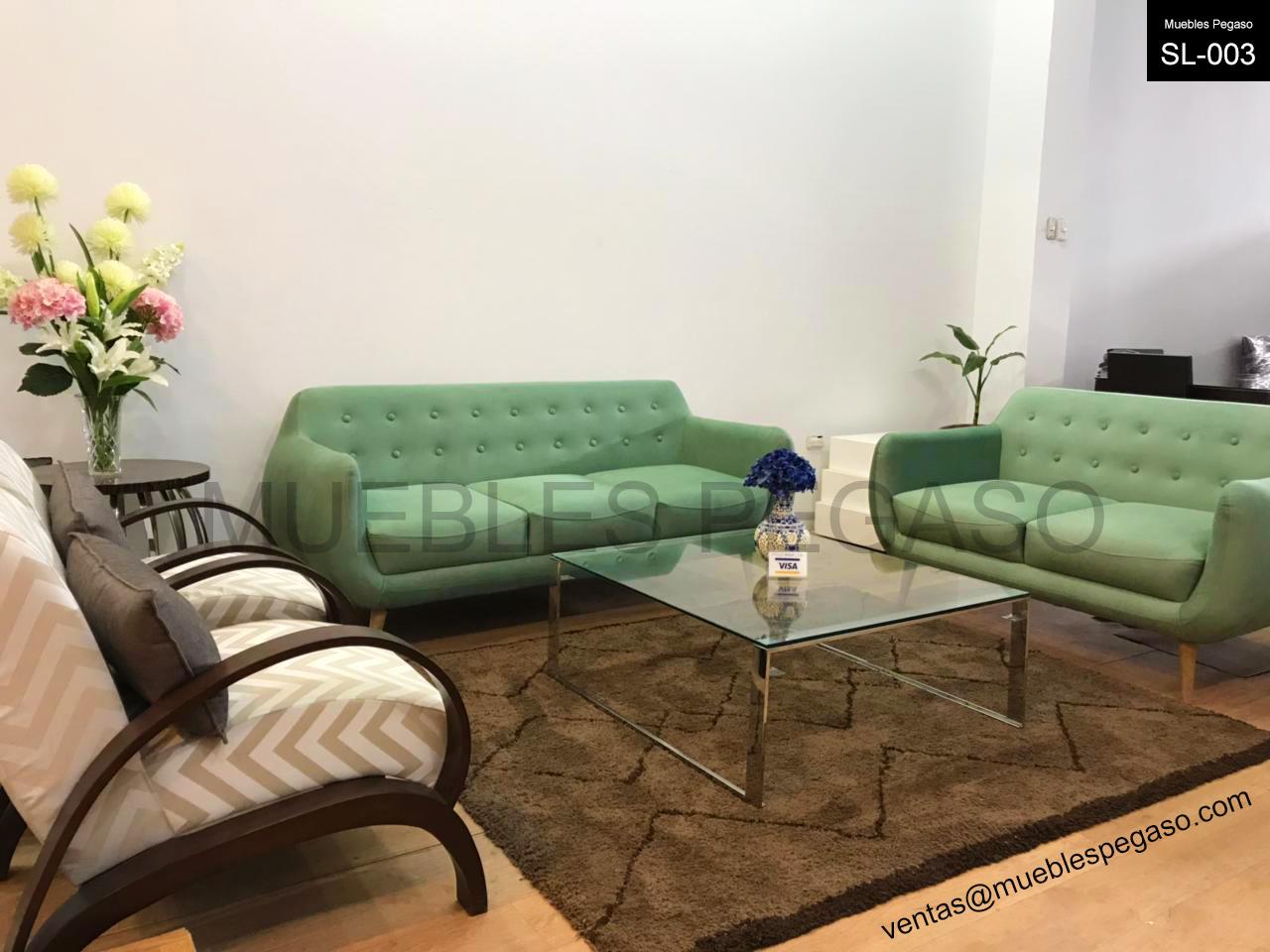 Muebles pegaso for Modelos de sala comedor modernas
