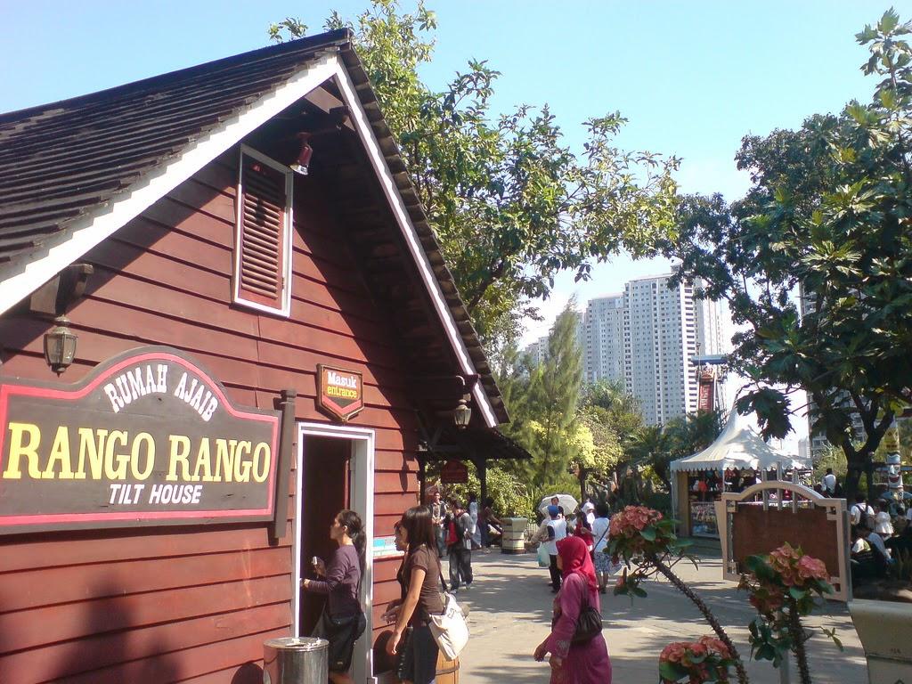Rango Rango Rumah Miring