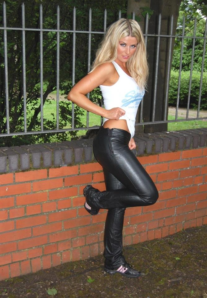 Models in Leather Pants - Finest Models Wearing the Leather, PVC and Miss Sixty Pants – No Memberships, Pay for the Clips and Pic Sets you Only Want.