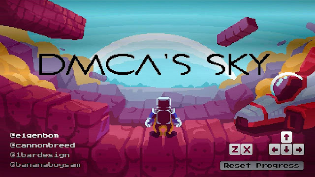 From No Man's Sky To No Mario's Sky To DMCA's Sky