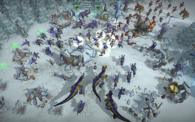 Warparty Free Download PC Game Cracked in Direct Link and Torrent. Warparty is a real-time strategy game set in the stone-age era. Build your base, recruit and control a group of soldiers, fight and tame fierce dinosaurs and direct the flow of…
