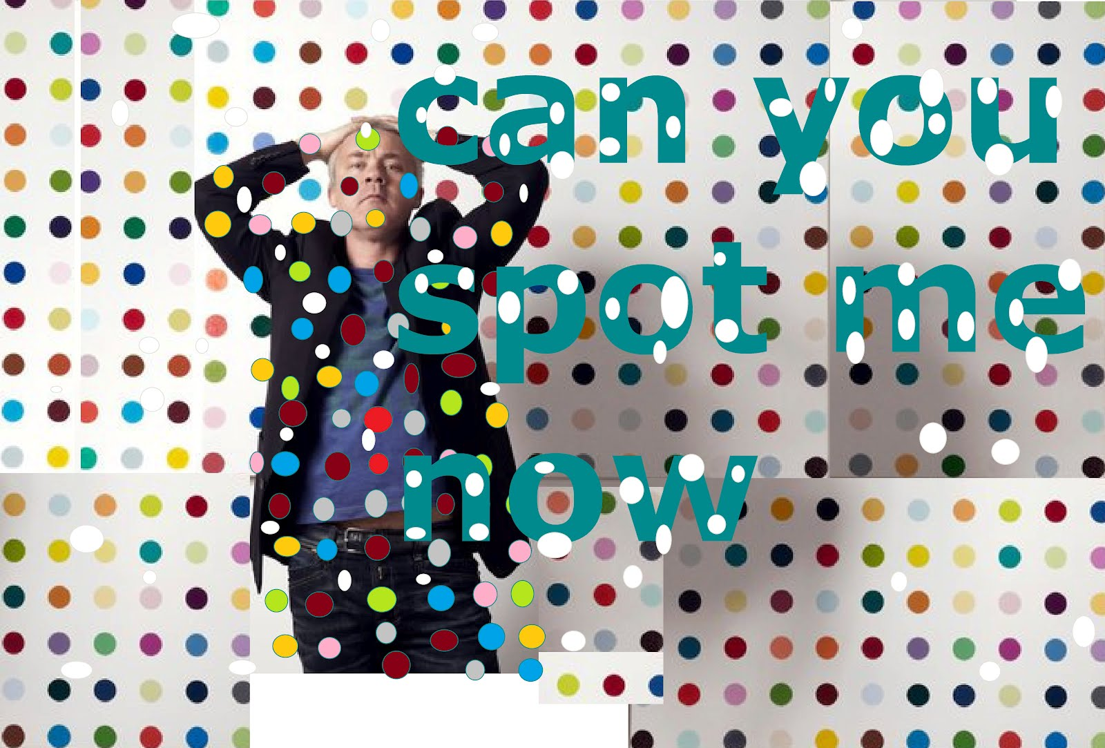 The New York Art Blog Damien Hirst Can You