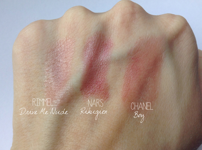 Memento Mori: NARS Satin Lip Pencil in 'Rikugien'