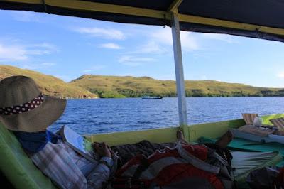 Live Aboard di Taman Nasional Komdo