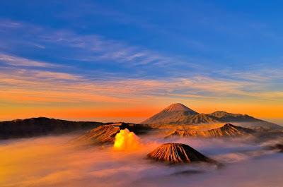 6 Gunung di Jawa Timur yang Cocok Untuk Pendaki dengan Jadwal Padat