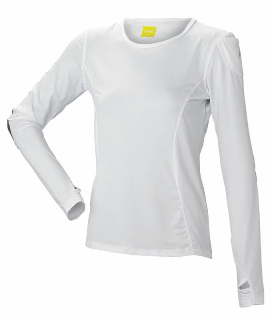 White Vital UV Protection Layer top