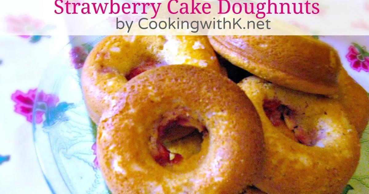 Recipe Using Yellow Cake Mix And Strawberries