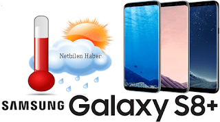 Samsung Galaxy S8  plus isınma Sorunu