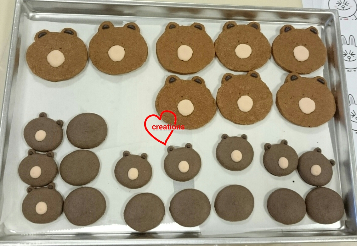 Loving Creations For You Brown And Cony Chocolate And