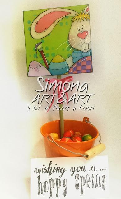 Art&Art ...A Hoppy Spring