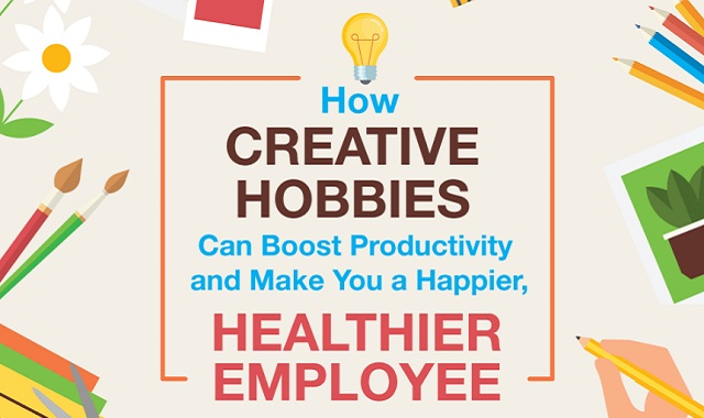 How creative hobbies can boost productivity