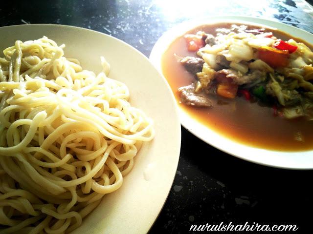 CIQ CHINA ISLAMIC CUISINE KAMPUNG MEDAN, PETALING JAYA, Restoran Cina Muslim Petaling Jaya