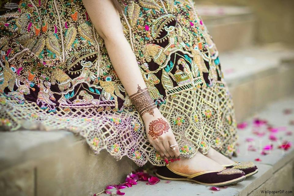 dulhan dress designs dp