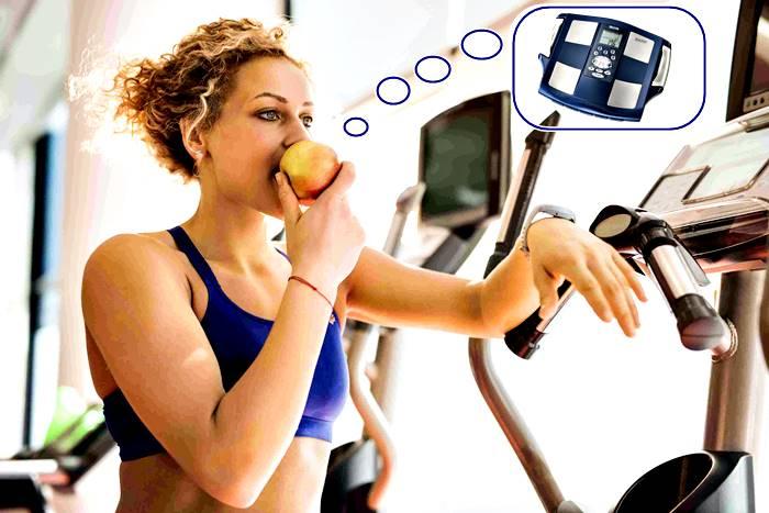 Razones por las que no logras bajar de peso aun cuando entrenas todos los días