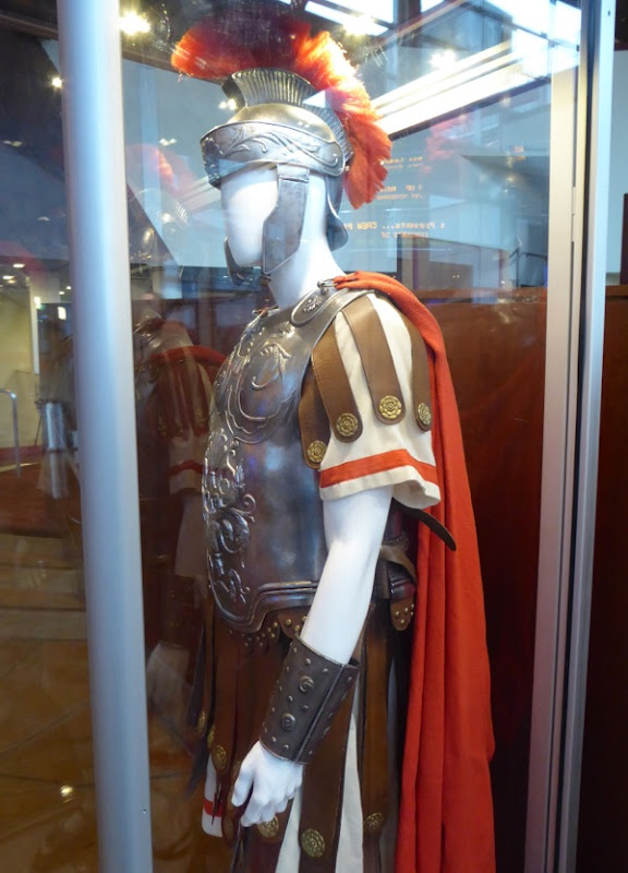 Roman Centurion movie costume Hail Caesar